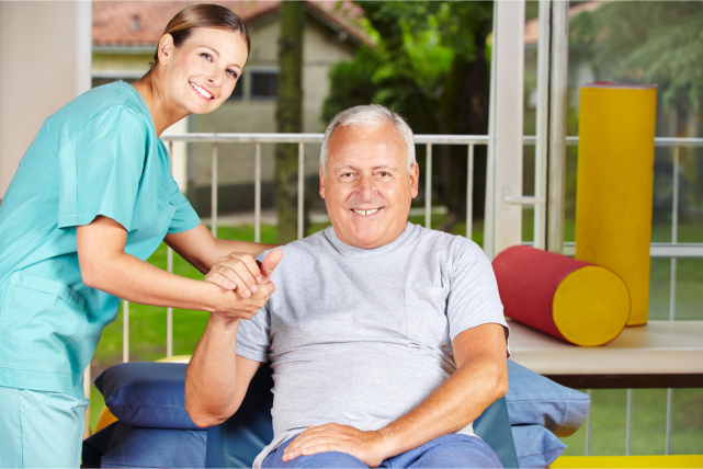 The Benefits and Advantages of Clean Surroundings to the Health and Moods of Senior Citizens