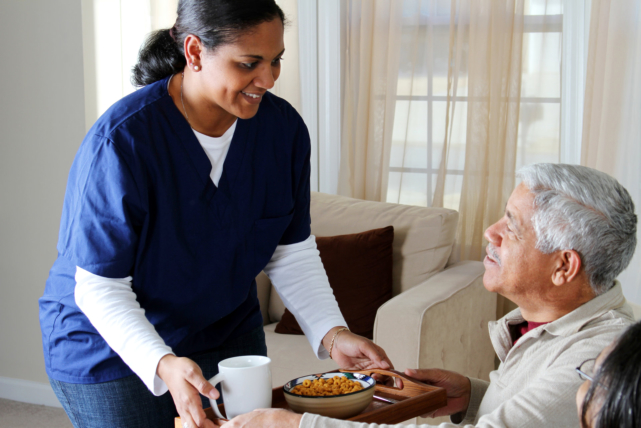 Home Care for the Aging Adults