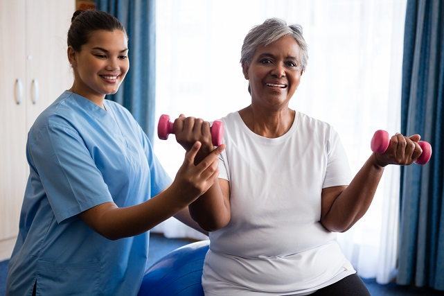 Helping Seniors Maintain Their Health and Lifestyle